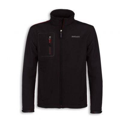SOFTSHELLOVÁ BUNDA DUCATI WINDPROOF