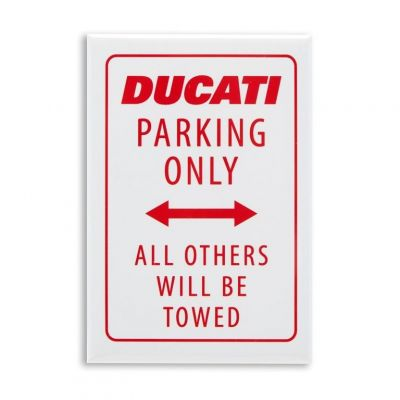 MAGNET DUCATI PARKING