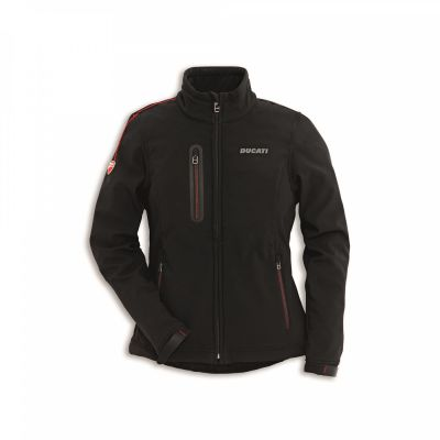 DÁMSKA SOFTSHELLOVÁ BUNDA DUCATI WINDPROOF