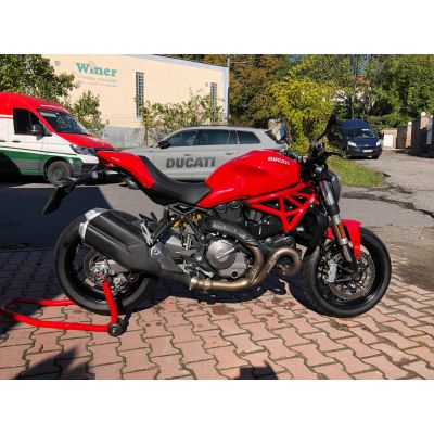 Ducati Monster 821 (demo motocykel)